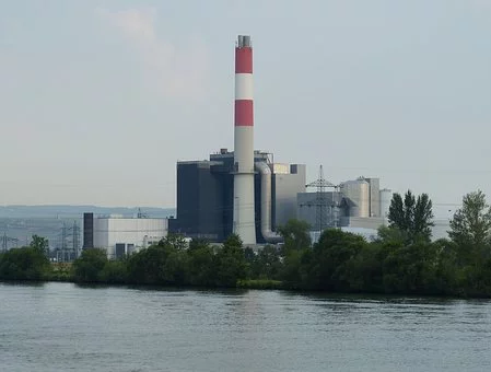 Large power plant