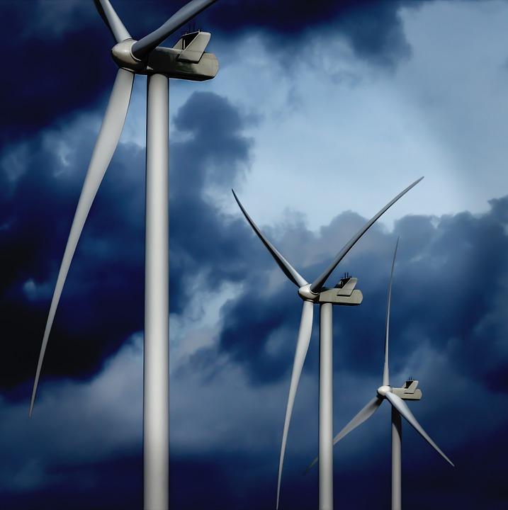 Ветротурбины большой мощности