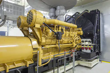 Disel generator set Caterpillar