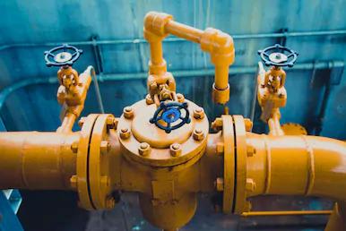 Входной газовый фильтр